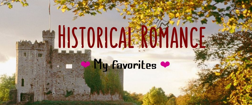 Historical romance My Favorites - Hearts of Mine