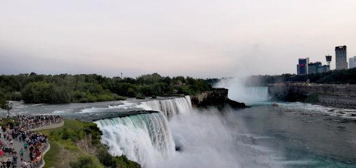 Niagara Falls – My adventure between two countries